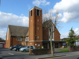 Church Parade @ Our Lady of The Annunciation | Croydon | United Kingdom