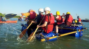 Rafting @ Pinewood Scout Centre | Croydon | United Kingdom