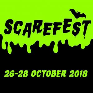 Scarefest @ Gilwell Park Scout Activity Centre | London | England | United Kingdom