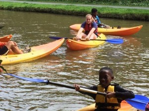 Kayaking @ Pinewood Scout Centre | Croydon | United Kingdom