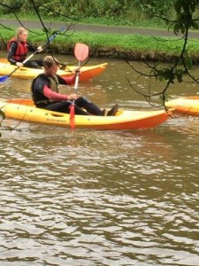 Kayaking in Tonbridge @ Our Lady of The Annunciation | England | United Kingdom
