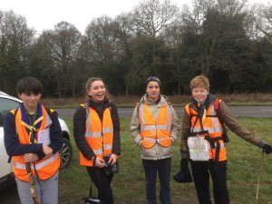 District Checkpoint Challenge 2019 @ Bears wood Scout Campsite | Croydon | United Kingdom