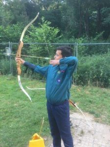 Archery @ 1st Purley HQ